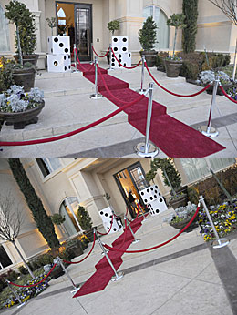pic decorations for casinos - Casino Decorations