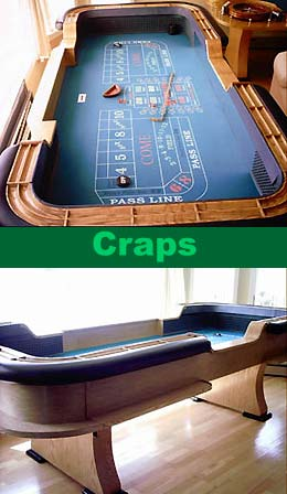 Dallas Craps Table Rentals For Your Casino Night Party - Pool table rental dallas